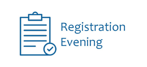2019 Registration Evening