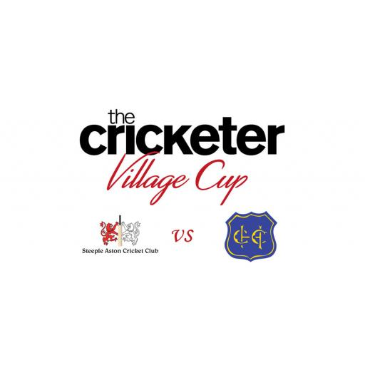 National Village Cup - Steeple Aston v Horley Sunday 28th April