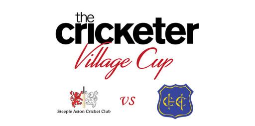 National Village Cup - Steeple Aston v Horley Sunday 28th April