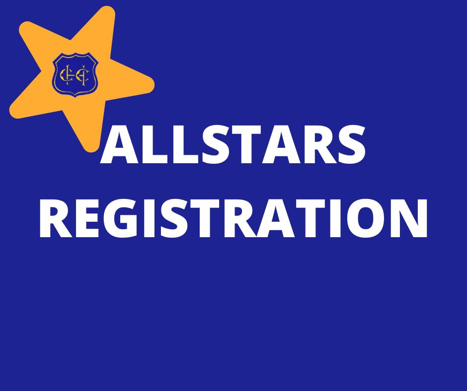 ALLSTARS REGISTRATION