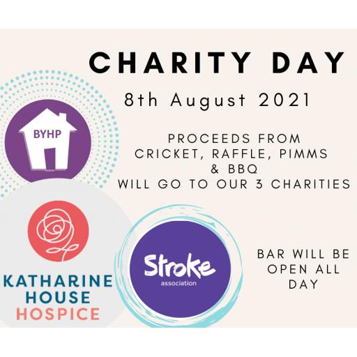 Charity Day - 8th August